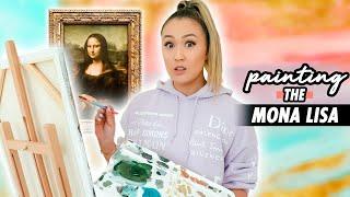 I Tried to Paint the Mona Lisa