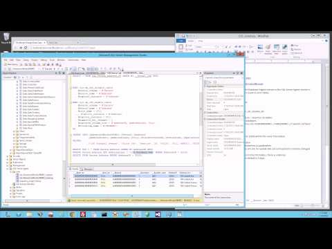 MSSQL - How to, Step by Step Change Data Capture (CDC) Tutorial