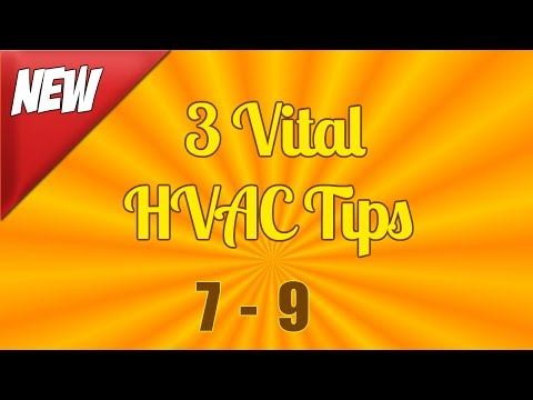 Heating and Air Raleigh NC | HVAC Raleigh NC Tips