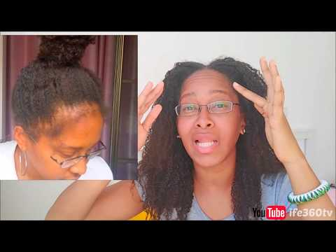 How My Hair BROKE Off!! | Natural Hair Breakage with Black Soap