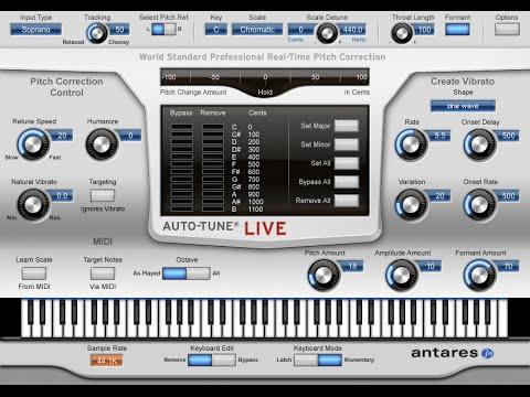 TUTORIAL - Como Usar Efeito de Auto tune no Fl Studio