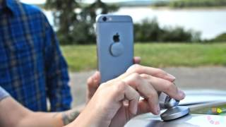 ClutchIt! What Is ClutchIt? | The Worlds First Anywhere Phone Holder