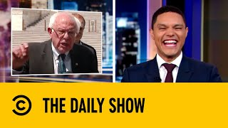 Download Bernie Sanders Proposes Wiping College Loans | The Daily Show with Trevor Noah Video