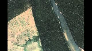 Deforestazione Rondonia - Parà (foresta amazzonica) da google hearth