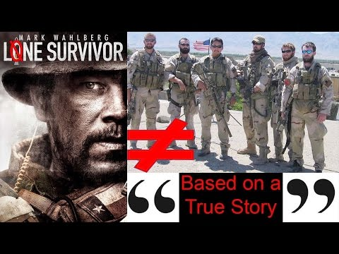 Lone Survivor | Based on a True Story