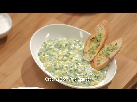 Mother's Care - Episode 2 - Creamy Corn and Spinach