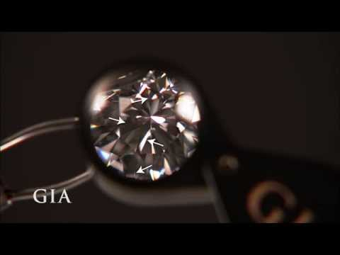 4Cs of Diamond Quality: Diamond Clarity Grading by GIA