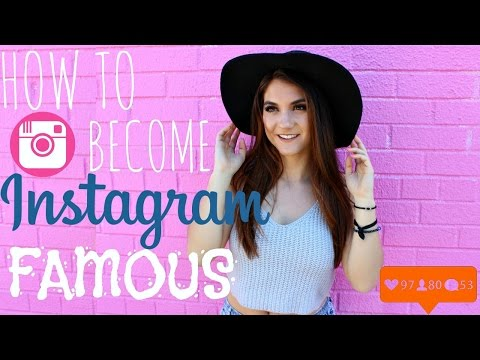 How To Become INSTAGRAM FAMOUS | Get Instagram Followers FAST!
