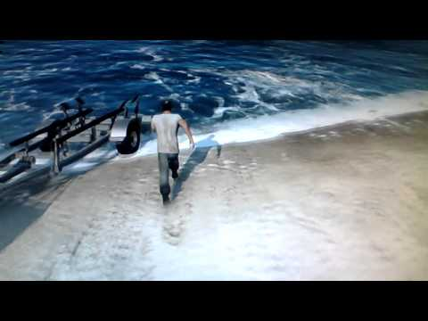 how to put a boat in the water on GTA 5