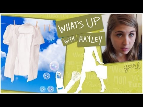 Can Salt Water Make Cotton T-Shirts Softer? - What's Up With Hayley