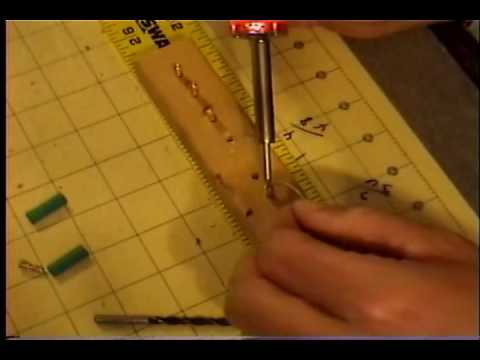 F-15 parkjet build video #8