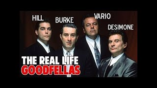 The Real Life Story of Goodfellas - Henry Hill   Jimmy Burke   Tommy DeSimone   Paul Vario