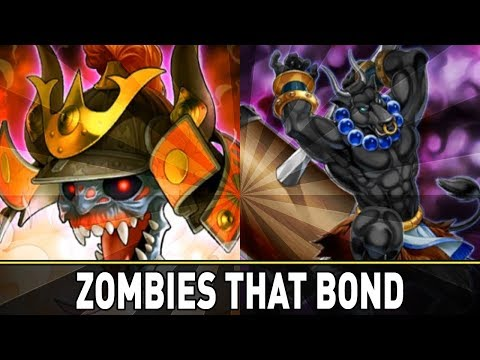 ZOMBIES THAT BOND! | YuGiOh Duel Links PVP Mobile  w/ ShadyPenguinn