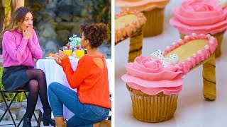 Download SHE SAID YES...To These 9 Clever and Beautiful Bridal Shower Hacks! | Life Hacks and DIYs by Blossom Video