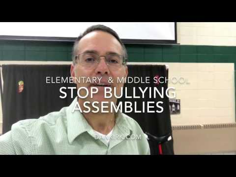 STOP Bullying Assembly Programs