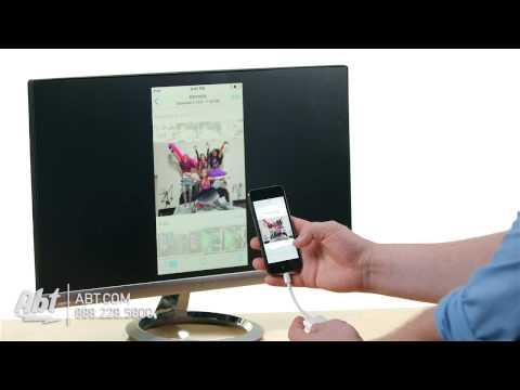 Apple Lightning Digital AV Adapter MD826AM/A - Overview