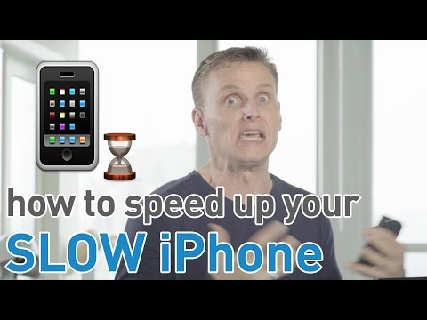 How to Speed Up your SLOW iPhone | 7 Tips