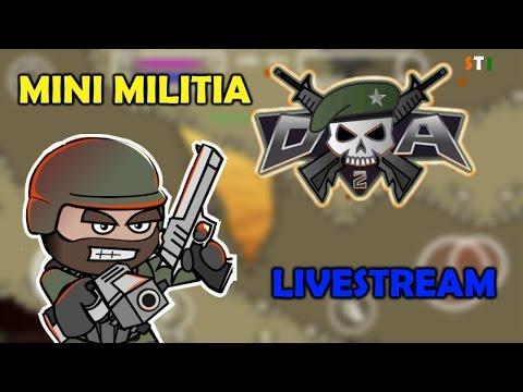 My Mini Militia Stream bangla