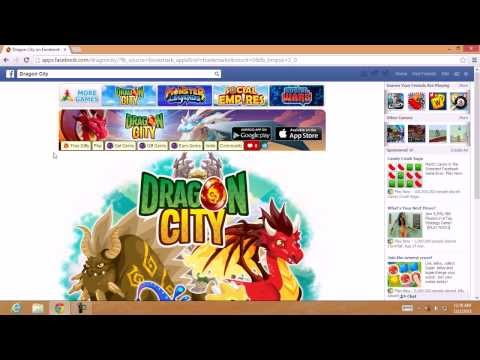 How to get ID facebook and session ID for Dragon City Monster Legend