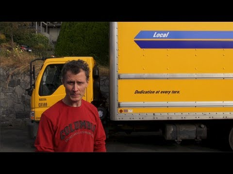 Moving Truck... Volume of a Rectangular Prism