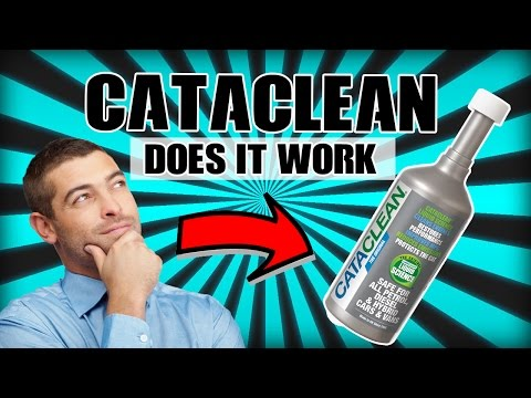 CATACLEAN does it work? (REVIEW)