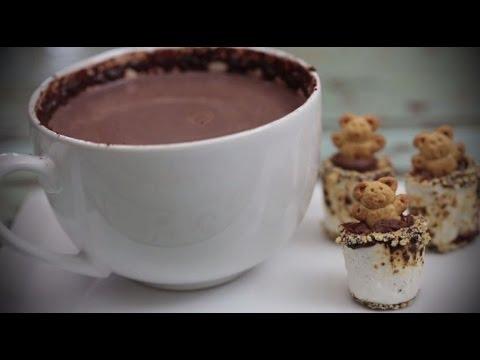 How to Make Teddy Bear Hot Tub S'mores | Dessert Recipes | Allrecipes.com