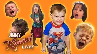 YouTube Challenge - I Told My Kids I Ate All Their Halloween Candy 2018
