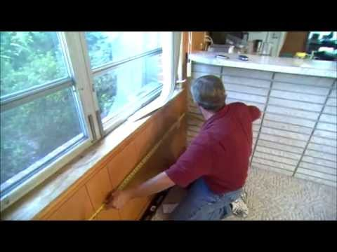 How to Make a Window Seat