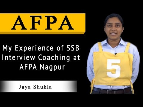 My Experience of SSB Interview Coaching | Armed Forces Preparatory Academy, Nagpur
