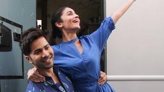 VARUN & ALIA Get Goofy At The Promotions | Badrinath Ki Dulhania | Varun Dhawan | Alia Bhatt