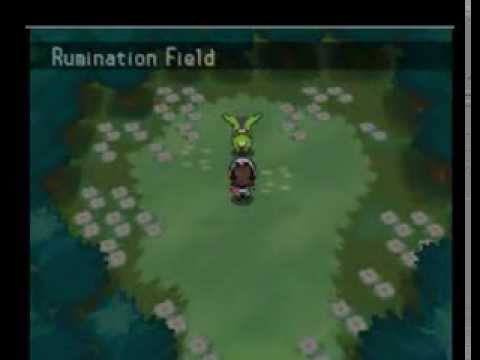 How to find the Legendary Virizion in Pokemon White (No Cheats)