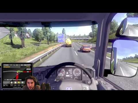 GameTime Clips: Best Radio Station Ever - [ Euro Truck Simulator 2 ]