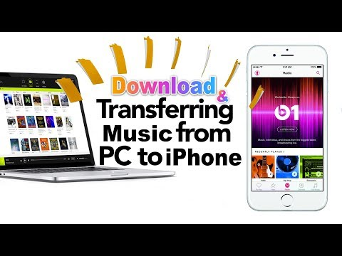 How to Easily Download Free Music and Transfer to iPhone Music Library without iTunes #2018#