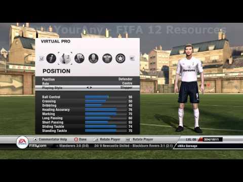FIFA 12: Boost Defence & Goalkeeper Accomplishments Easy Tutorial (HD)
