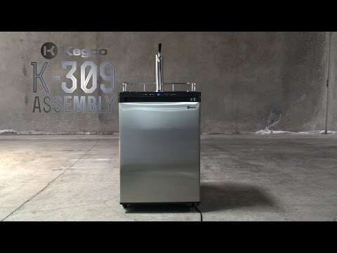 How To Assemble Your Kegerator