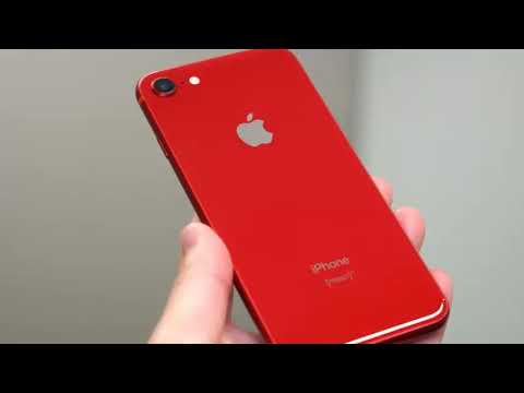APPLE MAY INTRODUCE BLUE, RED AND ORANGE IPHONES THIS FALL