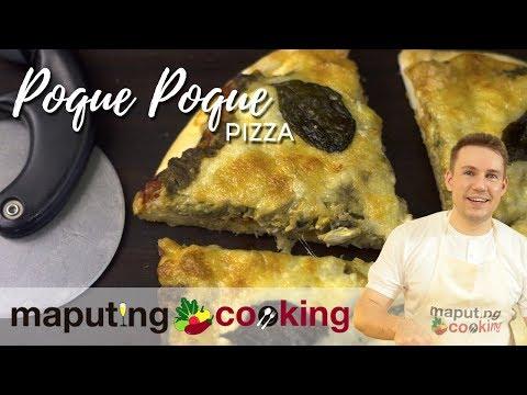 FAMOUS Ilocano Poque Poque Pizza | Filipino Eggplant Fritata Pizza