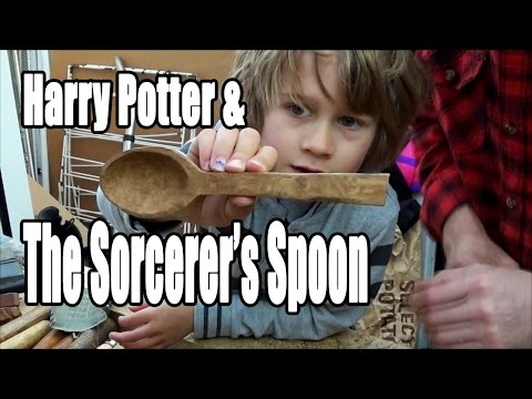 Harry Potter and the Sorcerer's Spoon