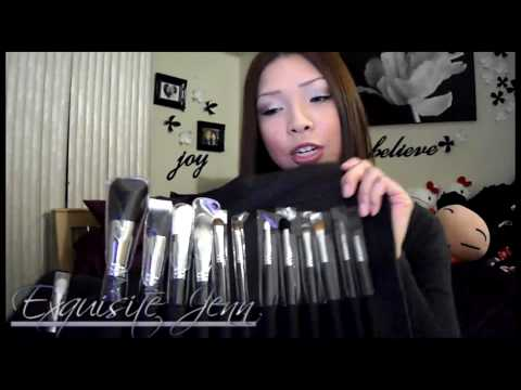 Sigma Makeup Professional Brushes Complete Kit 2009