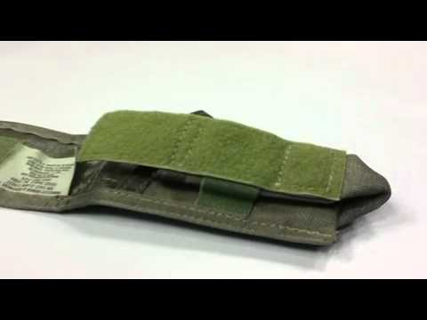 Paraclete Small General Purpose Pouch - Smoke Green