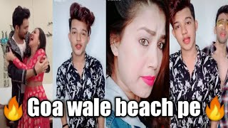 Goa wale beach | Tiktok video | goa wale bich per | neha kakkar new song tiktok video | Tony kakkar