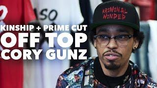 Off Top/Cory Gunz (Interview+Music Video)