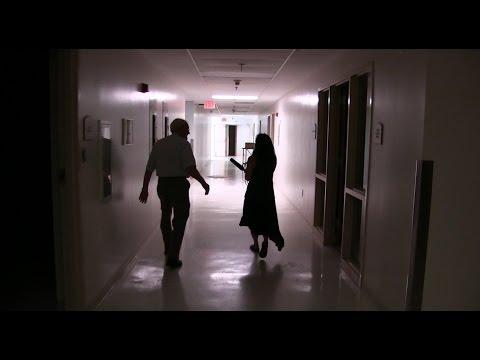 Dr. Boyette Gives Tour of Closed Belhaven Hospital