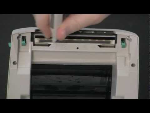 Zebra TLP and LP Series Printhead Cleaning (Thermal and Direct Thermal)