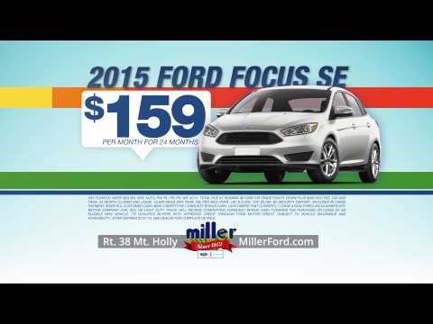 Miller Ford Summer Sales Event July 2015