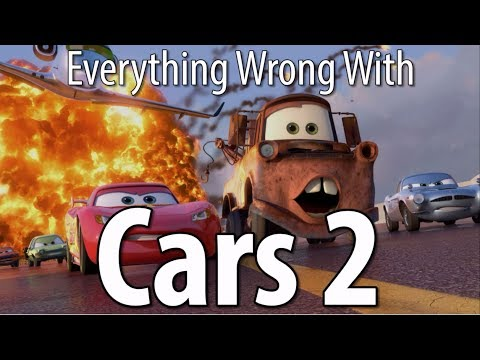watch Everything Wrong With Cars 2 In 18 Minutes Or Less