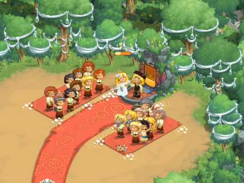 [Village Life: Love, Marriage and Babies] Raven and Colton get married!