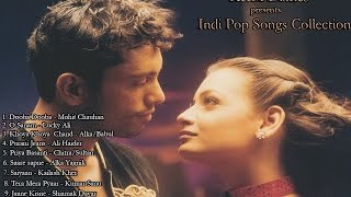 INDI POP SONGS COLLECTION  ALL TIME HITS   HINDI POP   POP CHARTBUSTERS   OLD INDIPOP JUKEBOX