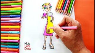 El Chavo Animado Drawing
