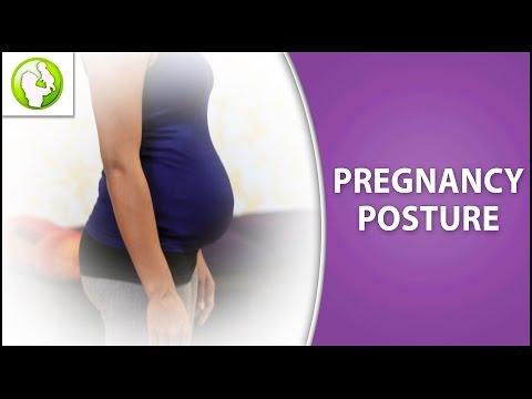 Pregnancy | Correct Posture